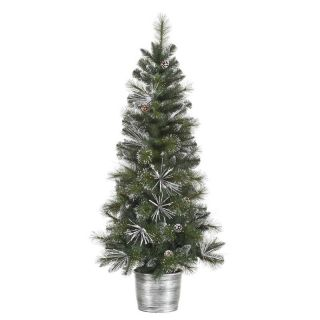 Vickerman 5 ft. Frost White Mix Tip Pre Lit Christmas Tree   Christmas Trees