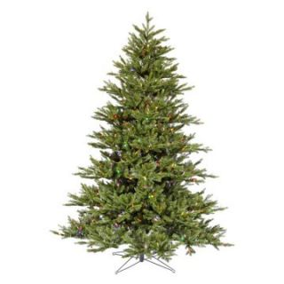 Noble Fir Pre lit LED Christmas Tree   Christmas Trees