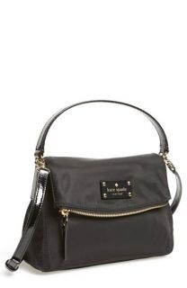 kate spade new york mini minka nylon satchel