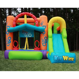 KidWise Double Shot Inflatable Bounce House KidWise Inflatable Bouncers