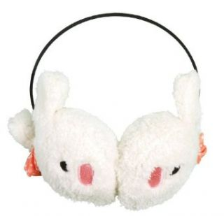 Winter Cute Rabbit Earmuff Ear Muff Warmer Toys & Games