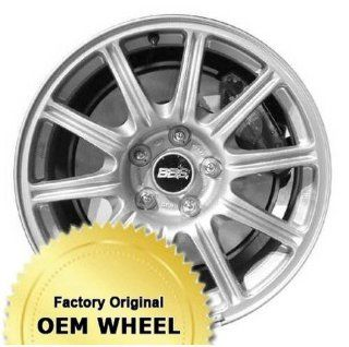SUBARU IMPREZA 17X8 10 SPOKE Factory Oem Wheel Rim  GOLD   Remanufactured Automotive