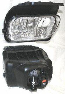 03 04 CHEVY CHEVROLET SILVERADO PICKUP FOG LIGHT RH (PASSENGER SIDE) TRUCK, Assy, w/o Decor Pkg. (2003 03 2004 04) C107507 15190983 Automotive