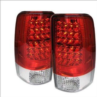 Spyder LED Euro / Altezza Tail Lights 00 06 Chevrolet Suburban 1500 Automotive