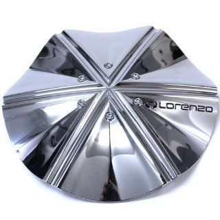 Lorenzo Wheel Chrome Center Cap Lo2 L02 # F202 19 Automotive