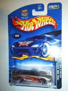 Mattel Hot Wheels 2003 164 Scale Final Run Silver 1996 Mustang GT Die Cast Car #197 Toys & Games