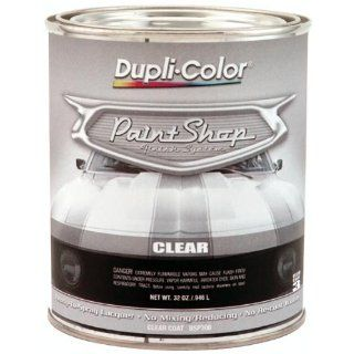 Dupli Color BSP209 Dark Emerald Green Metallic Paint Shop Finish System   32 oz. Automotive