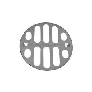 WESTBRASS D3172 64 Deluxe Shower Drain Trim Strainer
