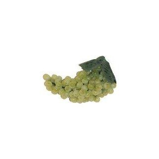 "GREEN GRAPES SMALL SIZE 5.5"" Fake Food   Artificial Fruits"