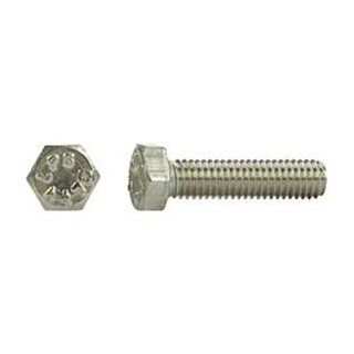 DrillSpot M8 1.25 x 45mm DIN 933 Class A4 Stainless Steel Cap Screw, Pack of 1000