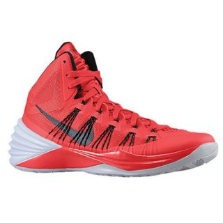 Nike Hyperdunk 2013   Mens   Basketball   Shoes   University Red/Wolf Grey/Black