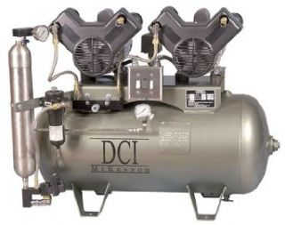 C Series Oil Less Air Compressor 10 User/ 3 HP/ Triple Head/ 30 Gallon Tank/ 230 Vac