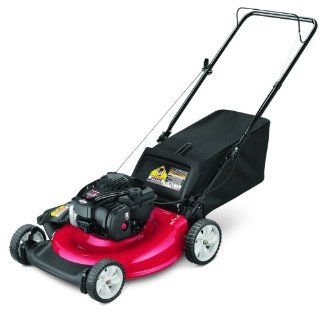Yard Machine 11A A23K700 140cc OHV Briggs and Stratton 3 in 1 Gas Powered Push Lawn Mower, 21 Inch (Discontinued by Manufacturer) Patio, Lawn & Garden