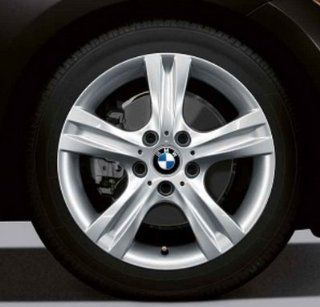 "BMW Genuine 17"" Wheel Rim star spoke 262 128i 128i E82 E88 Automotive"