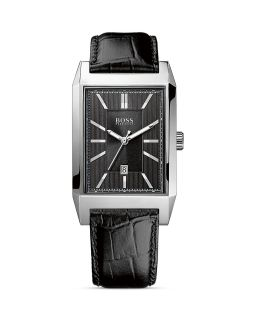 HUGO BOSS Architecture Stainless Steel Watch, 33mm's