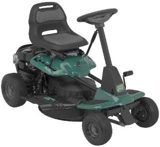 Weed Eater WE ONE 26 Inch 190cc Briggs & Stratton 875 Series Gas Powered Riding Lawn Mower With Electric Start Patio, Lawn & Garden