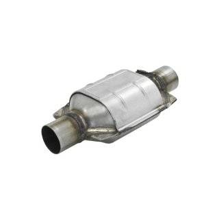 "Flowmaster 2821220 282 Series 2"" Oval Universal OBDII Catalytic Converter Automotive"