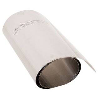 ".010"" Thick x 6"" x 60"" Stainless Steel Full Hard Cold Rolled Type 301 Stainelss Shim Stock"