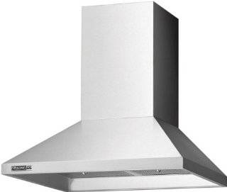 Viking Stainless Steel Chimney Style Hood Range Hood RDWHC3644SS Appliances