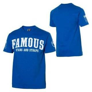 Famous Stars & Straps Slinger T Shirt   Short Sleeve   Men's Clothing