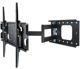 Mount it MI 326B Articulating LCD HD Ultra Low Profile Wall Mount for 32 Inch to 60 Inch TV Electronics