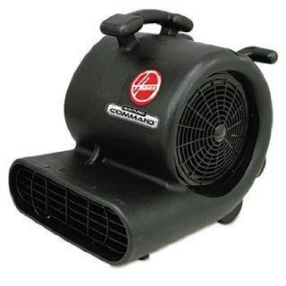 Hoover Ground Command Super Heavy Duty Air Mover   Ground Command Super Heavy Duty Air Mover, 12 A, 30 lbs, Black Health & Personal Care