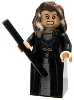 Narcissa Malfoy   Lego Harry Potter Minifigure with Black Wand Toys & Games