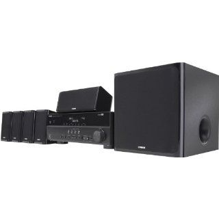 Yamaha YHT 497 5.1 Channel Home Theater System Electronics