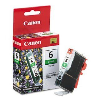 3 Pack BCI6G (BCI 6) Ink Tank, 370 Page Yield, Green by CANON (Catalog Category Computer/Supplies & Data Storage / Printer Supplies/Accessories)