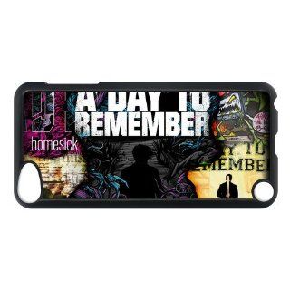 Rock Band A Day to Remember IPod Touch 5/5G/5th Generation Case Hard Back Cover Skin Case for IPod Touch 5/5G/5th Generation Cell Phones & Accessories