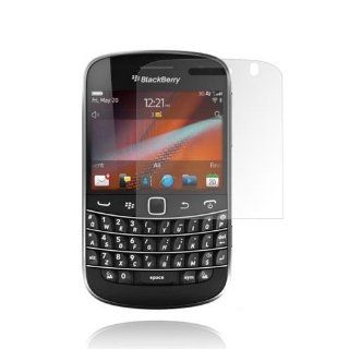 Clear LCD Screen Protector Cover Kit For Blackberry Bold 9900, 9930 Cell Phones & Accessories