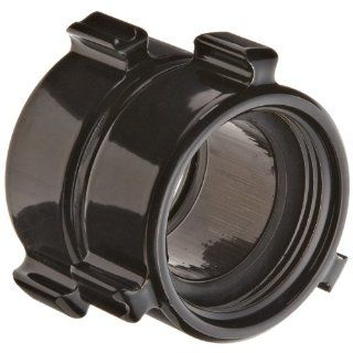 "Moon 379 1521524 Aluminum Fire Hose Adapter, Rocker Lug Swivel, 1 1/2"" NH x 1 1/2"" NH Double Swivel RL Female"