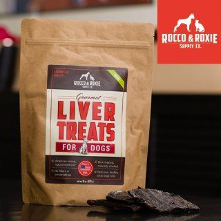 All Natural Liver Dog Treats   Made in USA Only   Best Slow Smoked Beef Liver Dog Food in Pet Supplies   Great Dog Training Treats   Gluten Free, Grain Free Dog Treats   No Fillers or Preservatives   16 oz. Bag   Health and Delicious Liver Treats Your Dogs