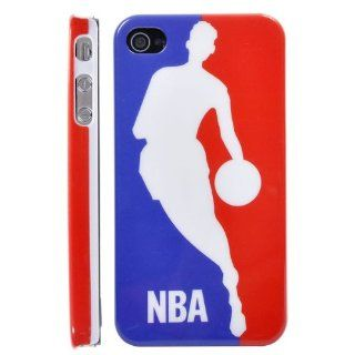 NBA Pattern Hard Cover Case for iPhone 4