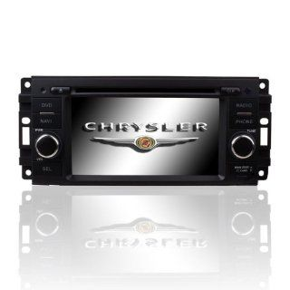 In Dash Car DVD Player GPS Radio System For Chrysler Concorde / LHS / Pacifica / PT Cruiser/Sebring / Town & Country  Players & Accessories