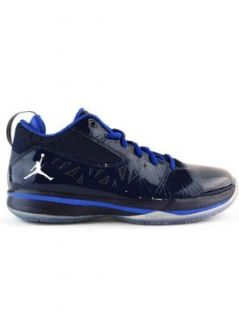 Nike Air Jordan CP3.V Grade School Kids (Obsidian / White / Game Royal) 487429 405 Size Shoes