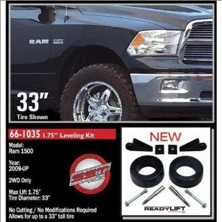 Ready Lift Front Leveling Lift Kit 09 12 Dodge Ram 1500 Automotive