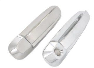 All Sales 401C Chrome Billet Aluminum Door Handle and Bucket Kit Automotive
