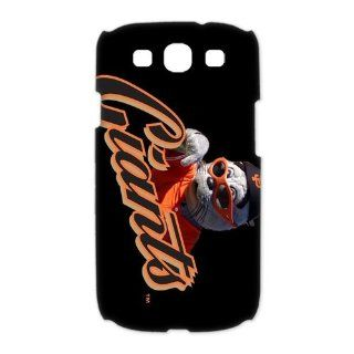 Custom San Francisco Giants Case for Samsung Galaxy S3 I9300 IP 11337 Cell Phones & Accessories
