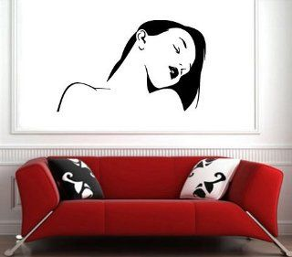 Wall MURAL Vinyl Art Design Stickers SEXY GIRL S. 2616