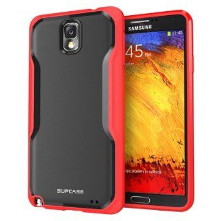 SUPCASE Samsung Galaxy Note 3/Note III Unicorn Beetle Premium Hybrid Case (Black/Red)   Not Fit Samsung Galaxy Note 2/Note II N7100 Cell Phones & Accessories