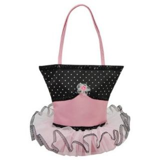 Girls Polka Dots Tutu Dress Tote Purse Bag Sassi Designs Shoes