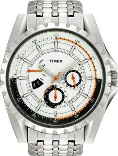 Timex Men's T2M431 Premium Collection Retrograde Chronograph Watch Timex Watches