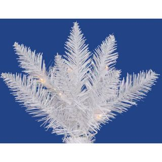 Vickerman Co. Crystal White Spruce 5.5 Artificial Christmas Tree with