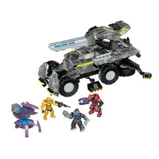 Mega Bloks Halo UNS Anti Armor Cobra   Toys & Games   Blocks & Building Sets   Building Sets