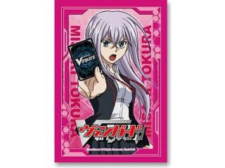 Cardfight!! Vanguard Card Supplies Japanese Size Card Sleeves Misaki Tokura [53 Count]