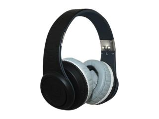 Fanny Wang Black FW 3003 BLK 3.5mm Connector Over Ear Active Noise Cancelling Headphone (Black)
