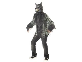 Full Moon Madness Werewolf Adult Costume Large 42 44