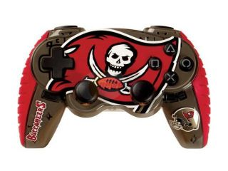 Mad Catz Officially Licensed NFL Wireless Controller For PS3   Tampa Bay Buccaneers