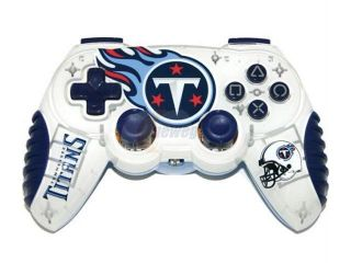 Mad Catz Officially Licensed Tennessee Titans NFL Wireless PS2 Controller